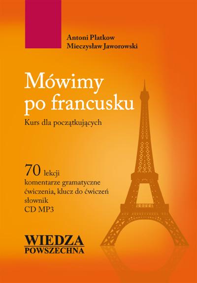 Język Francuski Audiokurs Mówimy Po Francusku Mp3 Wydawnictwo